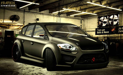 Ford Kuga by frivasbx