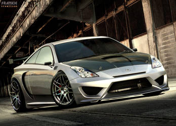 Toyota Celica proto by frivasbx