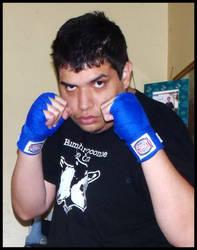 Combat Sports Hand Wraps by BitterGayMan