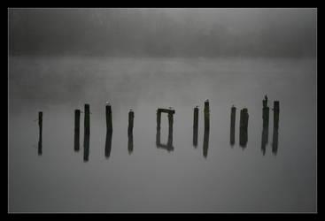 Stillness Speaks by shioneh