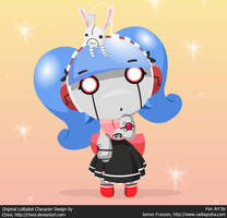 Lolitabot, Disko Warp Records by GoshaDole