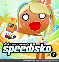 Speedisko Vol. 1 cover art by GoshaDole