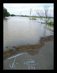 Bundy Flood - 30th Dec 2010 by PoizonMyst