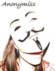 Anonymiss Hidden by PoizonMyst