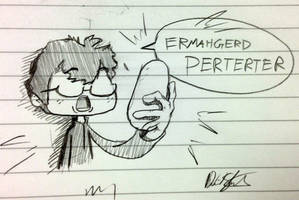 PERTERTER by Saber-Cow