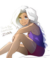 Diogo's version of Zara by Saber-Cow