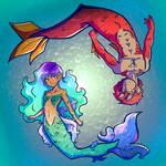 Mer-May Mythics by Saber-Cow