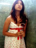 White Dress 5 by 2nekked-stock