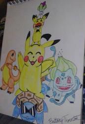 Pokemon by TheMC143