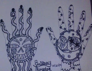 Henna Designs by TheMC143