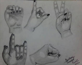Hand Positions by TheMC143