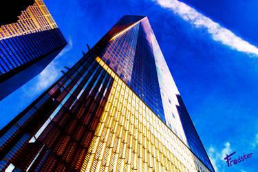 Freedom Tower Fiddling by FredsterNL