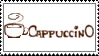 Stamp- Cappuccino by AmelieRosen