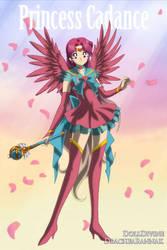 +My Little Pony Scouts+ Princess Mi Amore Cadenza by phoenixtsukino