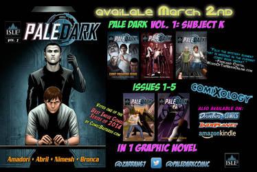 Pale Dark TPB Avail Mar 2 by IsleSquaredComics