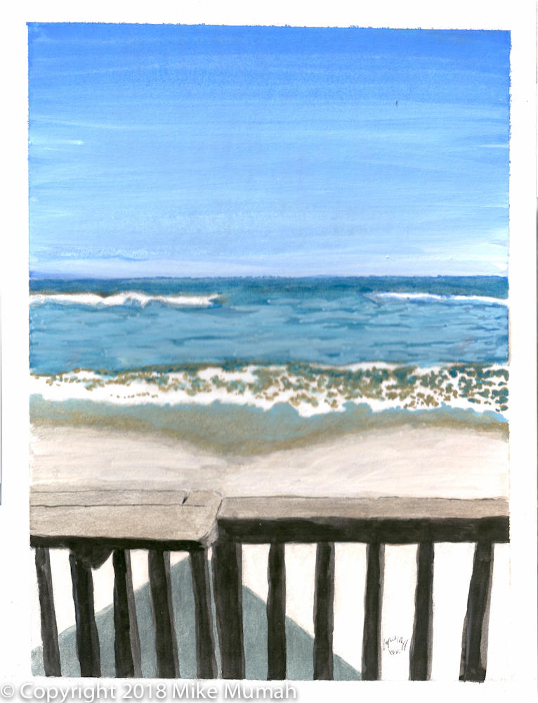 Beach Porch by Mumah