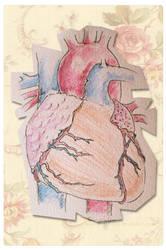 Valentine's card by angelkittin