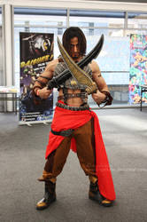 Prince Dastan - Prince of Persia by angelkittin