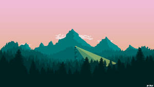 Flat Landscape by Ben-aka-Riot