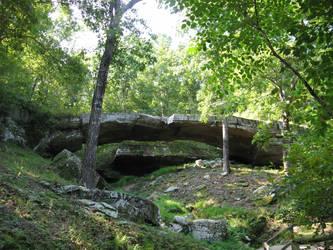 Natural Bridge 1 by xybercat
