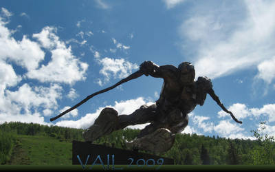 Vail Skier 2 by xybercat