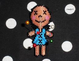 Voodoo Girl by Cressalys