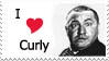 Curly Stamp by milquest