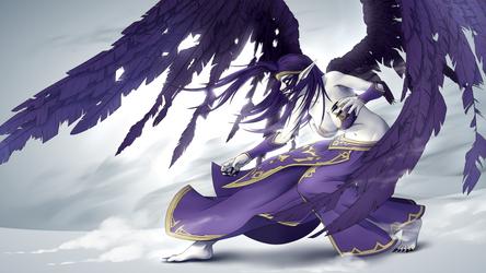 Morgana by Lahley