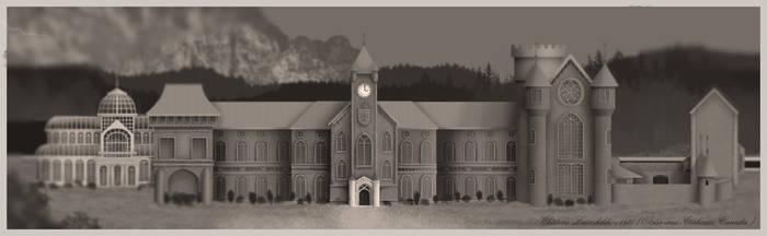 Chateau 1930 by Qavvikk