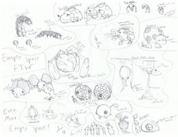 pikmin 3 ideas-enemies by KingKirbyThe3rd