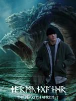 Jormungandr - The Midgard Serpent by LJ-Todd