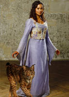 Guinevere and Her Daemon by LJ-Todd