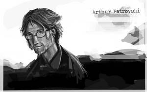 Echoes Season 1: Arthur Petrovski by nfouque