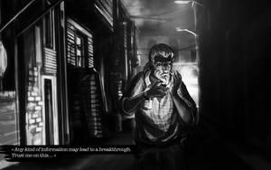Echoes Season 1: Magnus Lingdren by nfouque