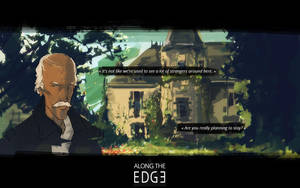 Dialog picture from Along the Edge by nfouque