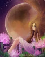 Source of Spirit by shirua