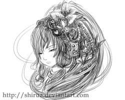 Love - rough idea by shirua