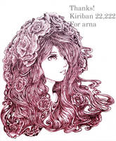 Kirban 22,222 - arna by shirua