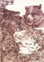 Goldilocks by shirua