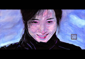 Lady Vengeance - Atonement by anonymousx