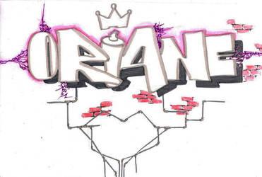 Oriane gaffiti by canadabloodliver