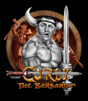 curly the barbarian by hardnox757