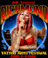 Richmond Tattoo Summer Show by hardnox757