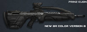 Halo Battle Rifle Re-imagining by PrinzEugn