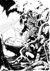 Predator Inks by bedtime143
