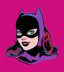 Batgirl by bedtime143