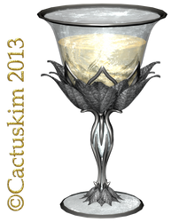 Chalice Silver KL by cactuskim