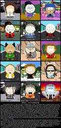 South Park LoK Adventures by Fera-Feueragian