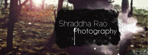 sharaddha rao photography by CreativeZombic