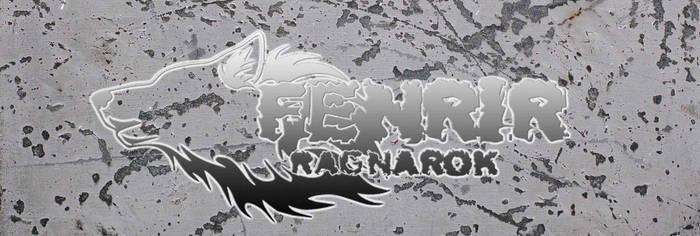 Logo Fenrir by amateurbrazilian
